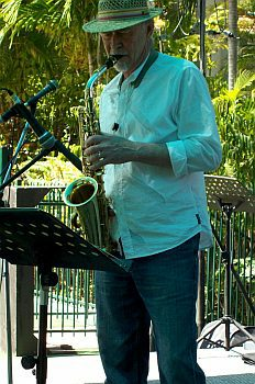 The                   Great Tropical Jazz Party, Magnetic Island